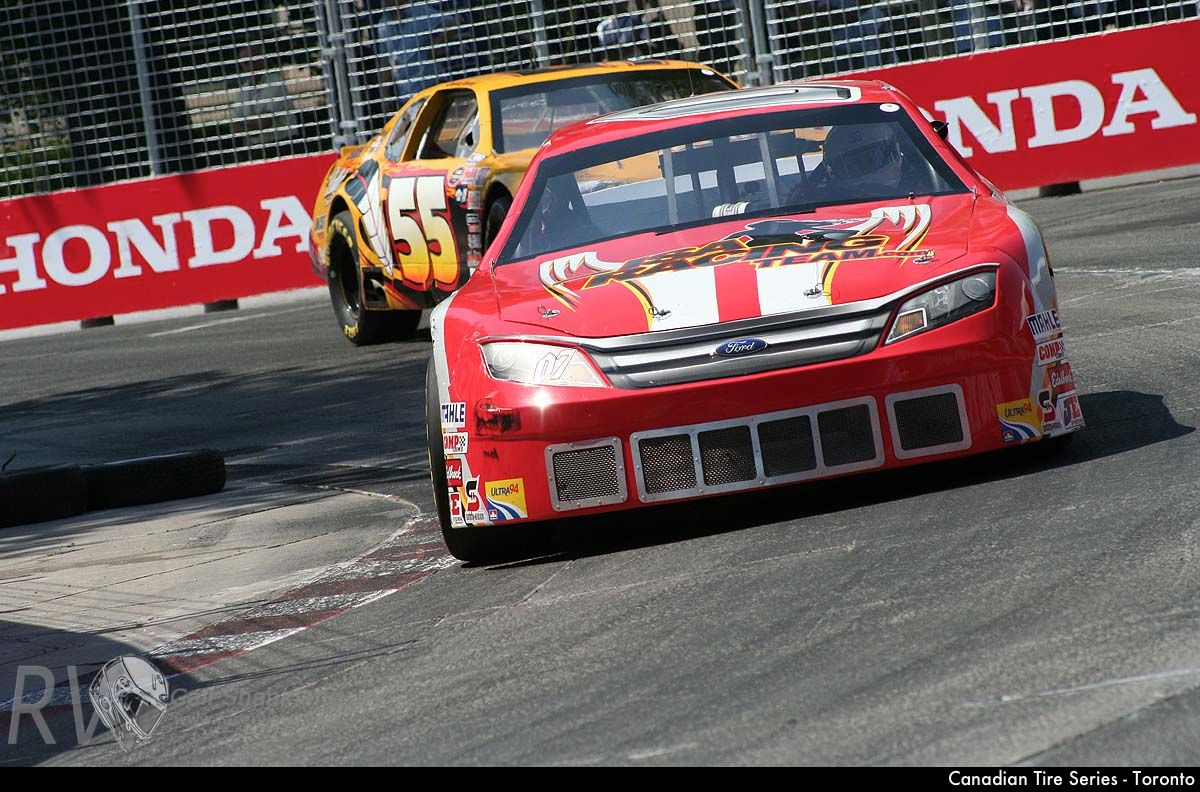 Canadian Tire Series - Toronto