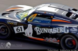 T.Poulton/S.Richards Bundaberg Racing Lotus Exige S