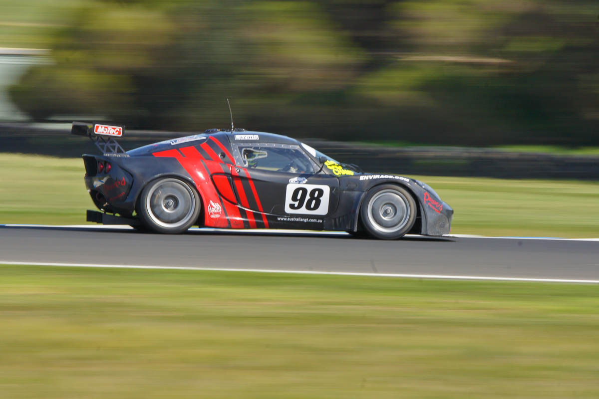 Angelo Lazaris /Barton Mawer Lotus Exige GT3