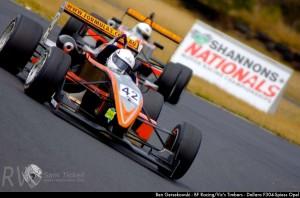 Ben Gersekowski - BF Racing/Vic's Timbers - Dallara F304-Spiess Opel