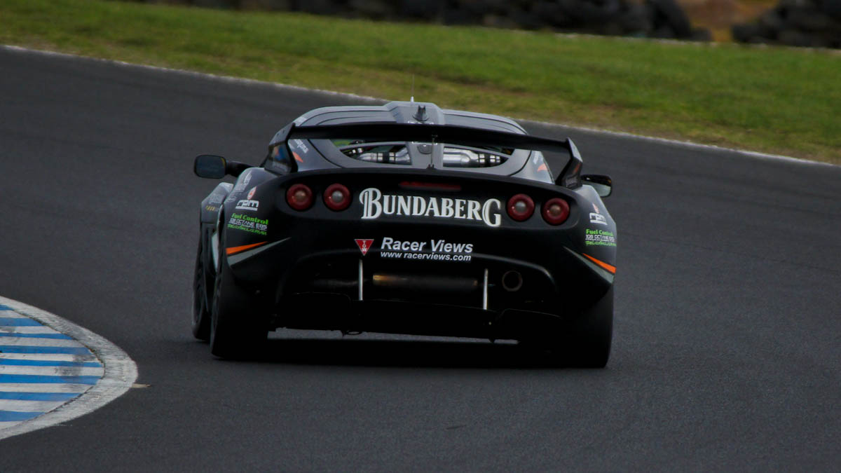 Timothy Poulton / Stig Richards Lotus Exige S