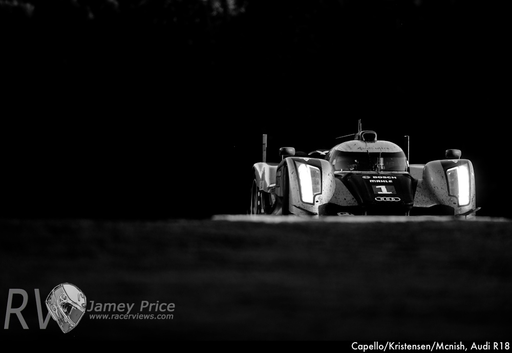 Capello/Kristensen/Mcnish, Audi R18