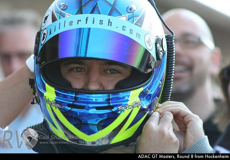 ADAC GT Masters, Round 8 from Hockenheim - Andreas Wirth