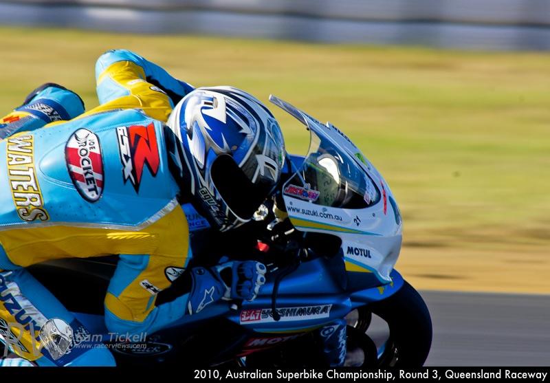 2010, Australian Superbike Championship, Round 3, Queensland Raceway