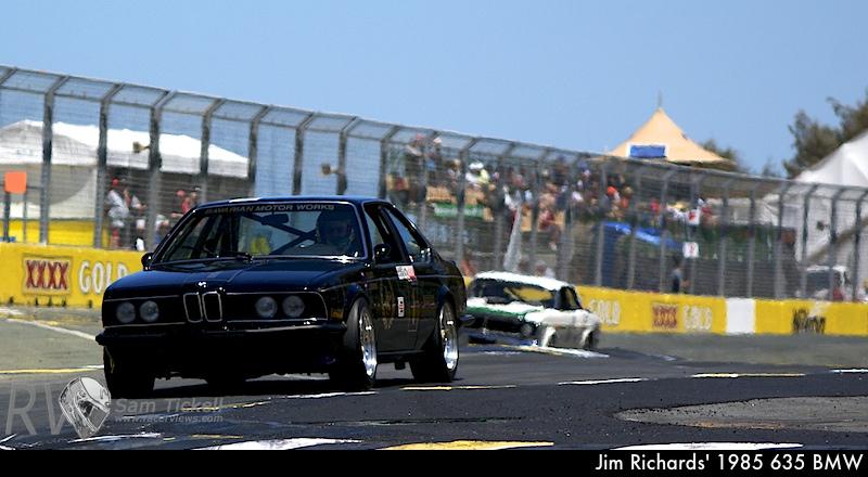 Jim Richards' 1985 635 BMW