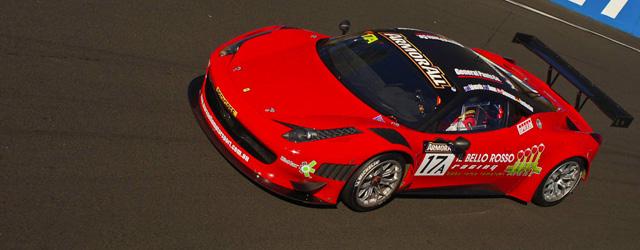Maranello Motorsport Ferrari 458 Italia