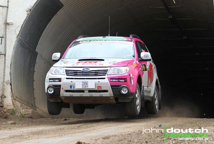 Subaru Tunnel Racerviews