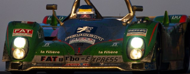 Is the run of Pescarolo Sport/Team now really over? Their battle to 4th in 2000 - their first year was mega (PHOTO: Peugeot Sport)