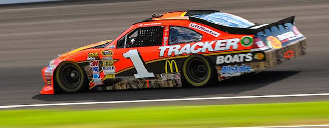 Jamie McMurray took out 22nd place at Indy for Earnhardt Ganassi Racing