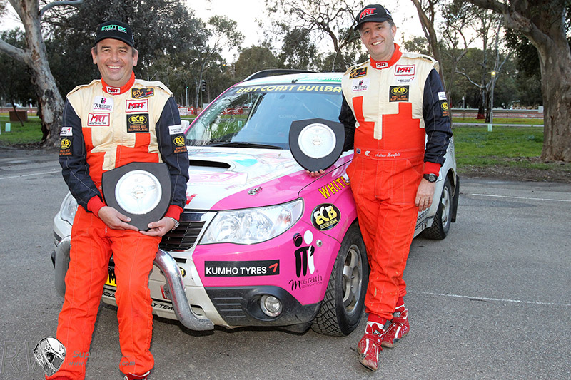 The MRT Performance team will be back to defend their 2012 title, Brett tells us how in the audio interview