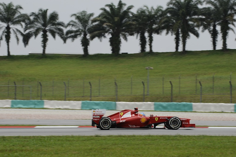 Fernando Alonso was mega in the Ferrari - how did he rate on our in depth 2012 discussions? (Picture - Ferrari)
