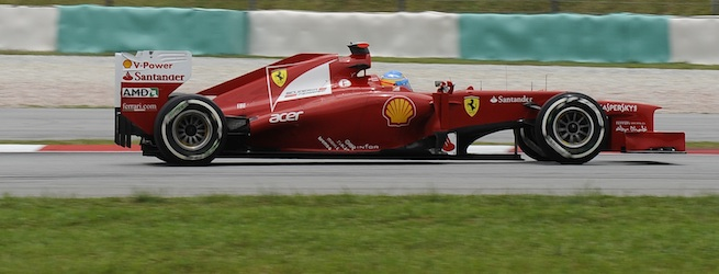 Fernando Alonso was mega in the Ferrari - how did he rate on our in depth 2012 discussions?
