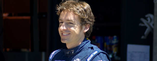 Bruce Jouanny has returned to racing with Peugeot for the Bathurst 12 Hours