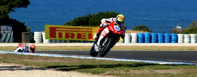 Roby Rolfo has been quick on the MV Agusta