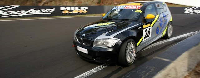 Venter was 2nd in class (Class E) in the GWS BMW. (Photo: Bathurst 12 Hours)