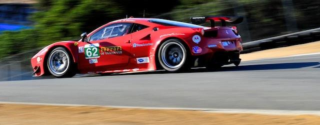 ALMS Ferrari