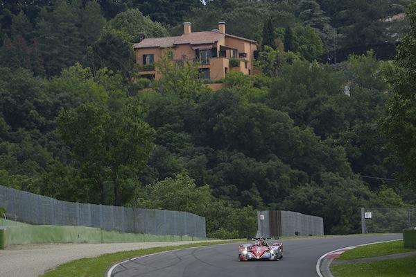 The Thiriet By TDS Racing Oreca ruled the narrow tarmac on this classic Italian track (Photo: ELMS/DPPI)