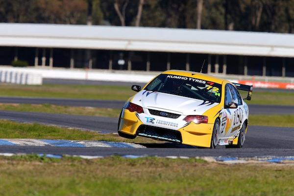 Nathan Assaillit hope to carry his Winton momentum though to his home race at Queensland Raceway. (Photo: Nathan Wong/Speedshots Photography)