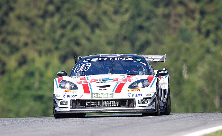 Andreas had driven a GT car at the Red Bull Ring for many years