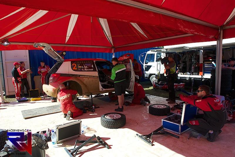 International Rally of Queensland, 2015