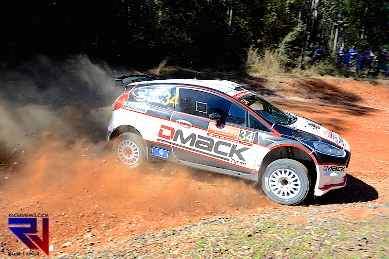 Tanak was in the WRC2 with Drive DMACK in 2014. He was fast but would crash. His efforts in Australia that year would end heavily in the trees