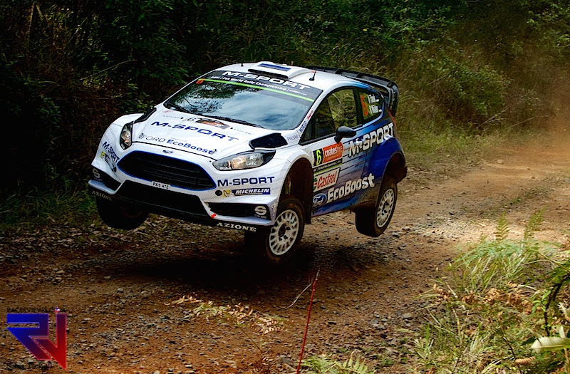 Tanak powered through his problems at Rally Australia for a well deserved 6th place