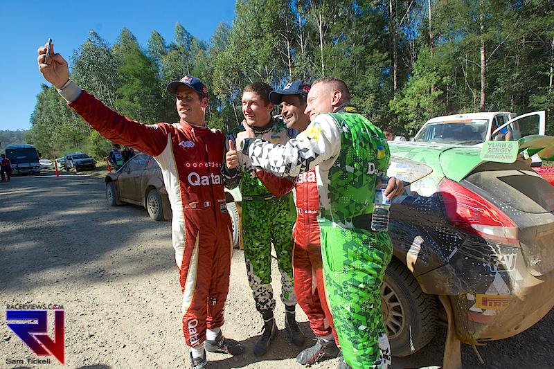 Rally Australia 2015 - Sam tickell149