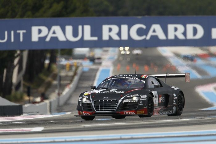 Matt Halliday is no stranger to Audi machinery having raced with it in the Blancpain series (photo: Audi)