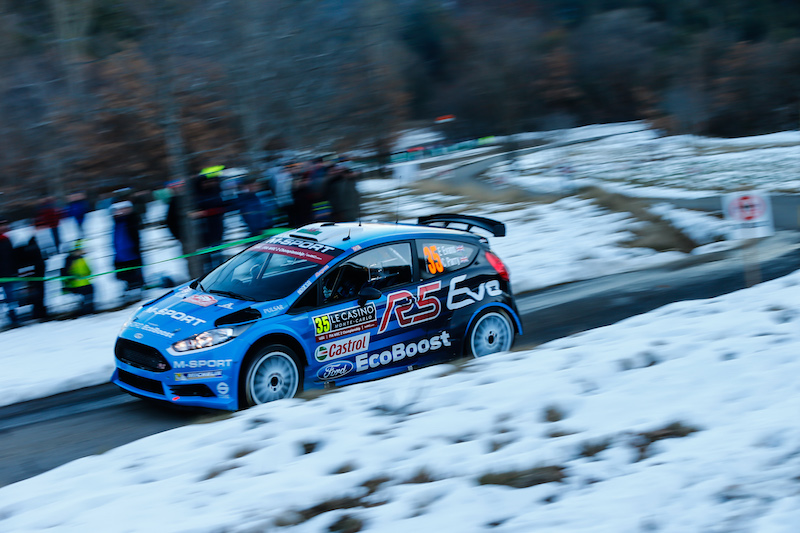 2016 World Rally Championship / Round 01 / Rally Monte Carlo // 21st - 24th January, 2016 // Worldwide Copyright: M-Sport/McKlein