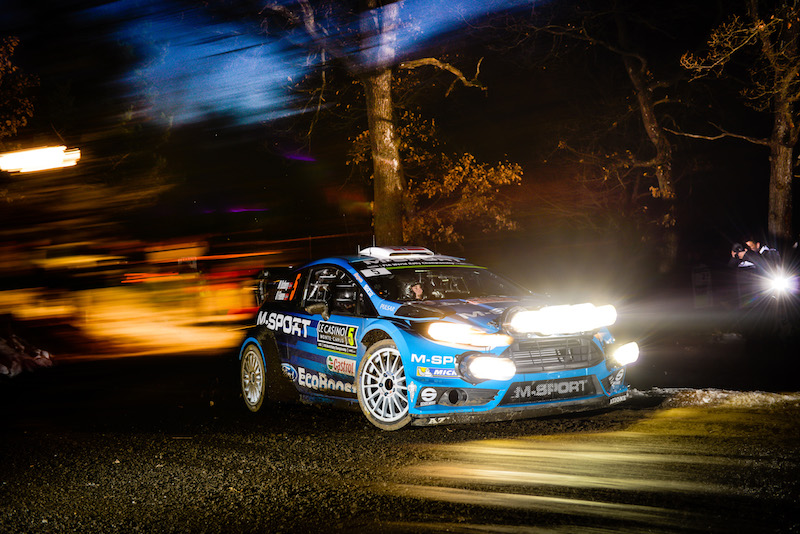 2016 FIA World Rally Championship / Round 01 / Rally Monte Carlo // 21st - 24th January, 2016 /// Worldwide Copyright: McKlein