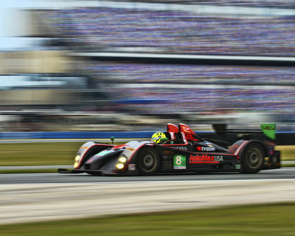 Renger van der Zande saw Daytona as a missed opportunity in what will be a very tight LMPC battle in IMSA (Photo: Andrew Henderson)