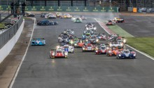 Andreas Wirth took the lead in the SMP Racing LMP2 machine