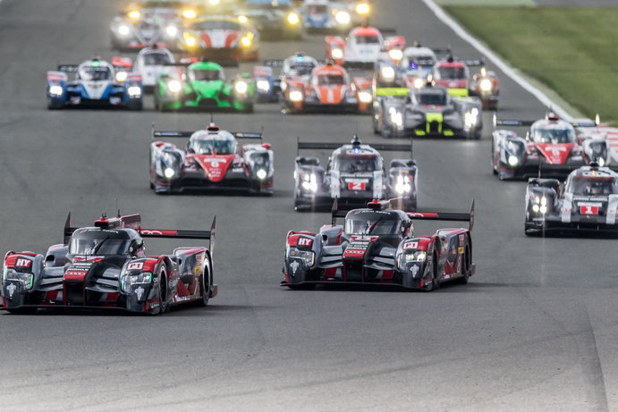 The front runners of the World Endurance Championship can't be confined to just one series