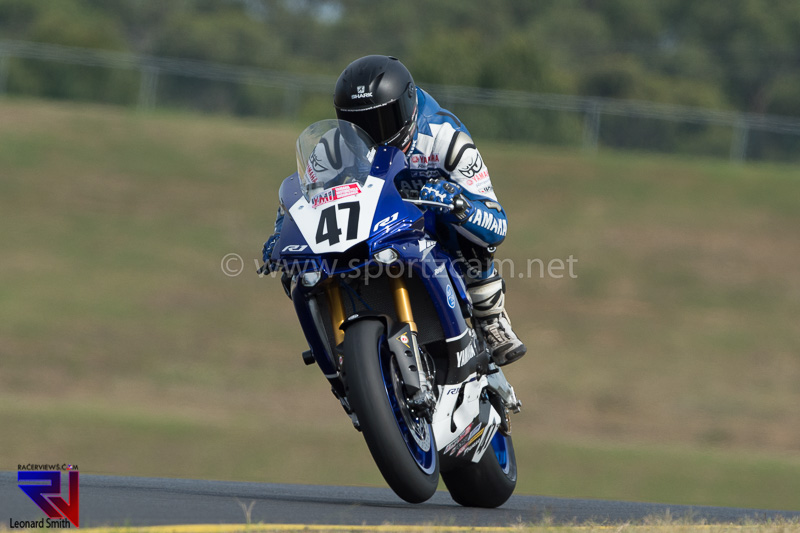 Leonard Smith MotoGP-2