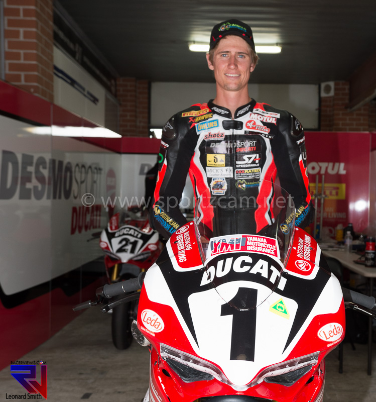 Leonard Smith MotoGP-7