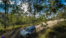 Queensland Rally Championship, 2016, Round 1 - Manumbar.