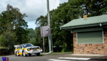 International Rally of Queensland - Classics