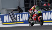 CRUTCHLOW DOES IT AGAIN AND WINS IN AUSTRALIA