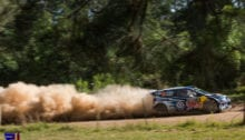 Kennards Hire Rally Australia. WRC