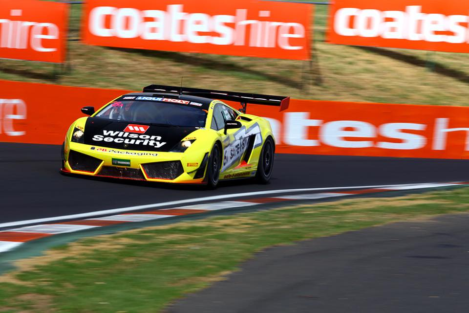 B12hr We Talk To John Bowe As Wall Racing Pulls Out