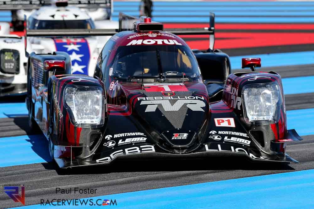 The wec superseaon launch a photo story and prologue - Rebellion r13 ...